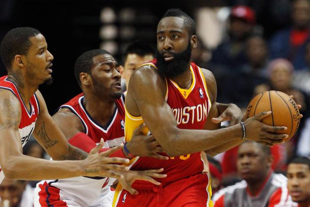Ultimate Rockets  Harden Sore, but Will Play Against Magic