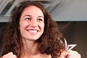Sara McMann Welcomes German Fighter Sheila Gaff to America at UFC 159