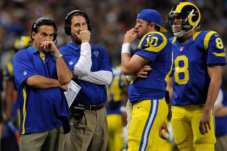 Rams May Have Intrigue at QB