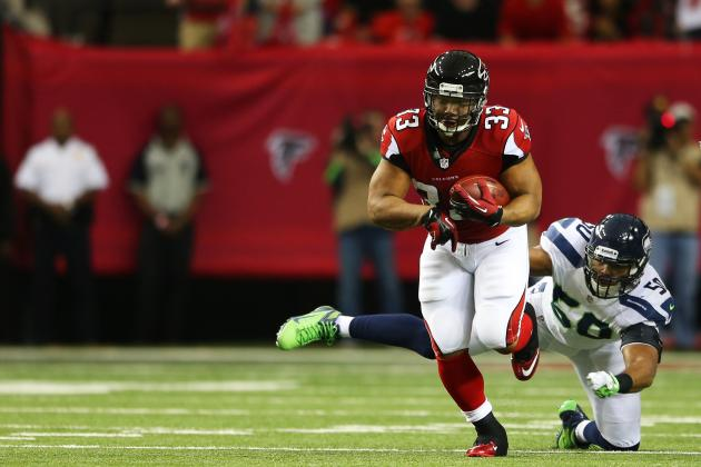 Michael Turner Classy as He Leaves Atlanta, Says He's Not Finished