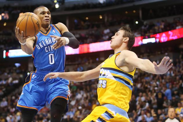 Nuggets Fans Sure to 'Welcome' Russell Westbrook Back to Denver