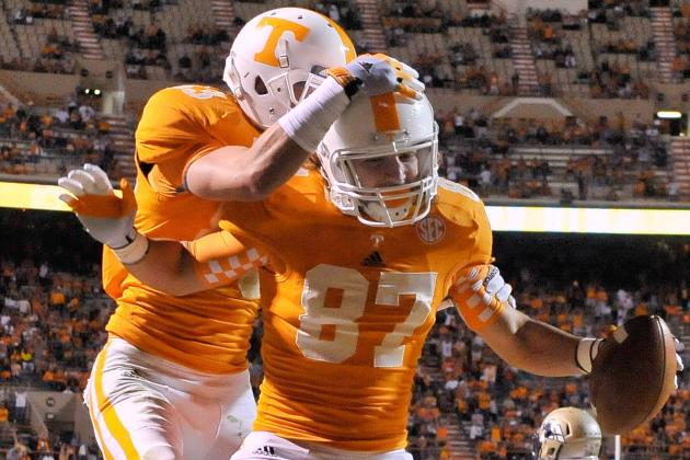 UT Spring Position Preview: Wide Receiver/tight End