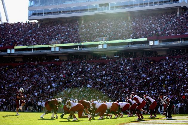 South Carolina Says Football Tickets Going Up $45