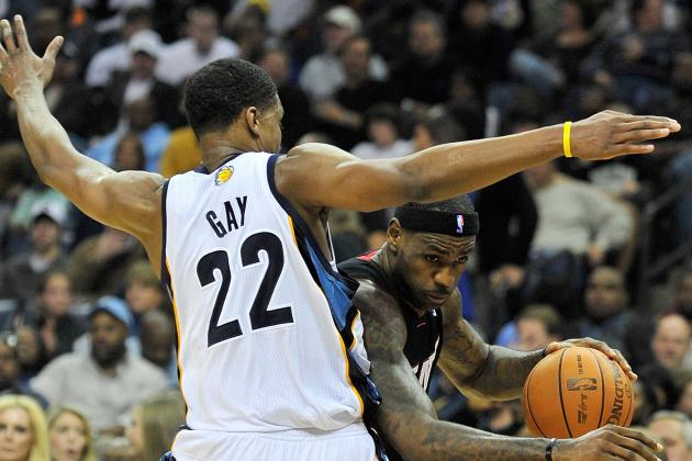 Grizzlies vs. Heat: How Memphis Defense Can Stop LeBron