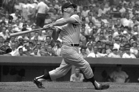 Mickey Mantle's Life Story Coming to Broadway