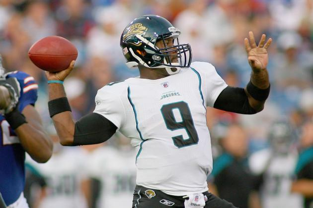 New York Jets: What Signing David Garrard Would Mean for Mark Sanchez