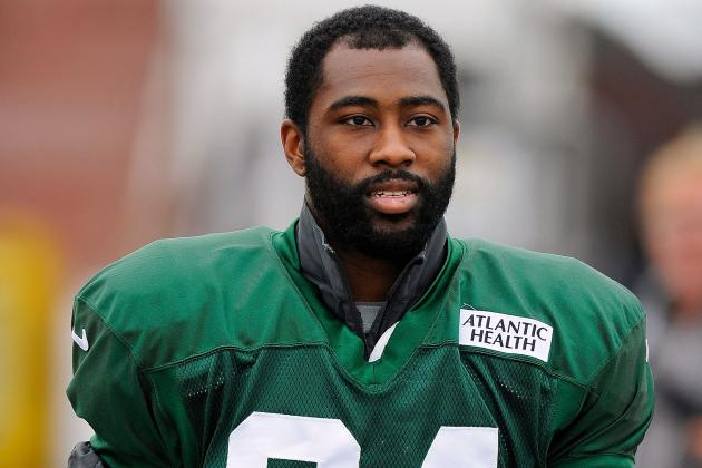 Jets Have Every Right to Fear Darrelle Revis' Future Outside of New York