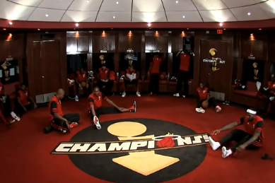 Heat Players Explains the Origins of Their Harlem Shake