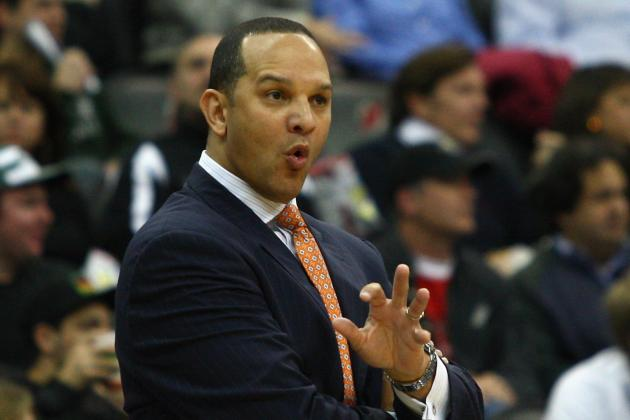 Auburn's Tony Barbee on Frustration: 'My Focus Is on Getting This Team Better'