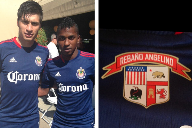 Chivas Unveil New Away Kits