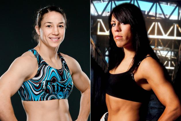 UFC 159: Undefeated Olympian Sara McMann vs. Sheila Gaff Set for New Jersey