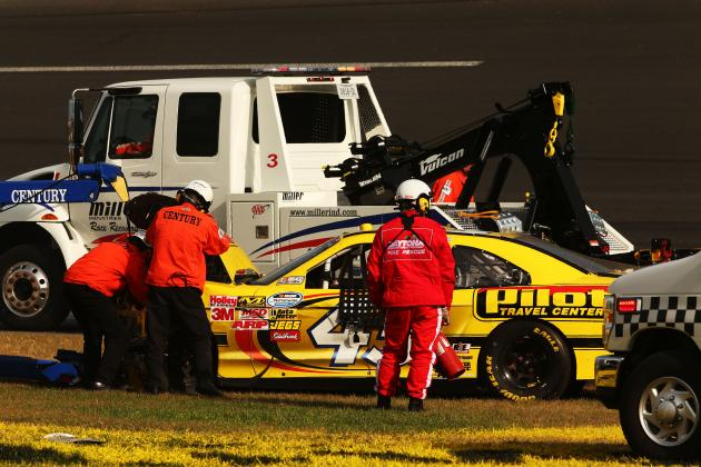 Annett Released from Hospital Following Surgery