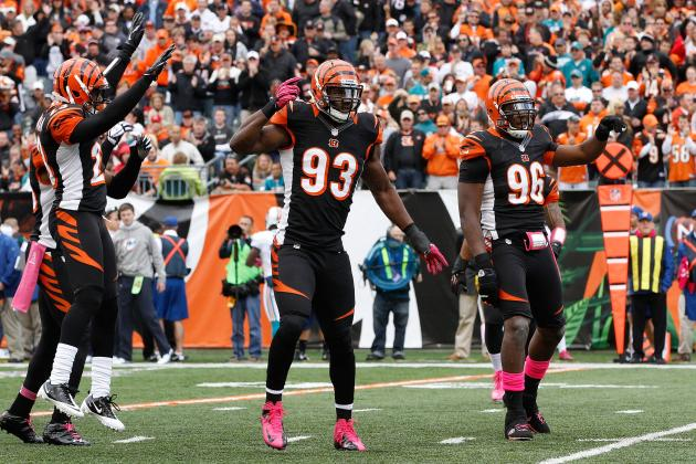 Cincinnati Bengals Make Right Move Applying Franchise Tag to Michael Johnson