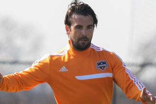 Dynamo Sign Defenders Mike Chabala, Anthony Arena