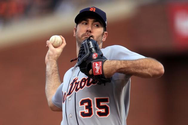 Verlander Tosses 3 Scoreless, Rendon Still Struggles