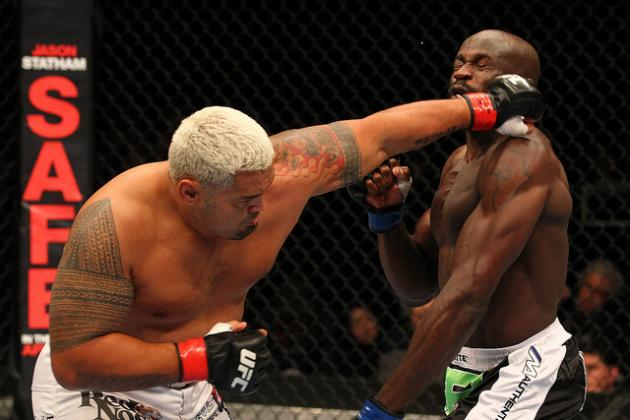 Mark Hunt Looking Forward to Battle with Struve in Japan
