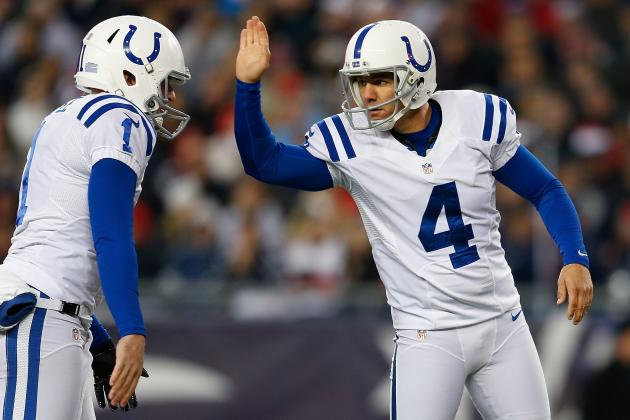 Colts Franchise Pat McAfee