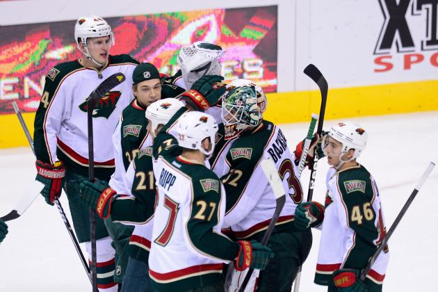Wild Go Ahead by Three, Then Hang on to Win in Phoenix