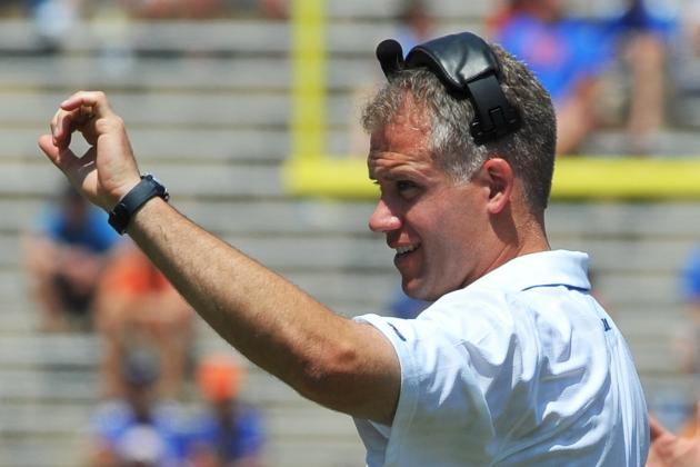Florida DC D.J. Durkin's New Contract Is 2 Yrs, Total Value $1 Million