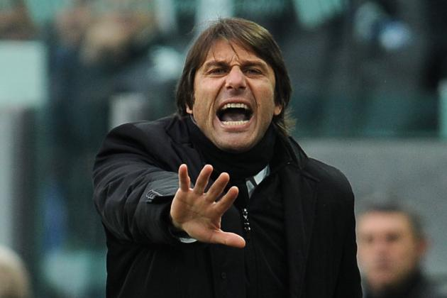 Conte: 'Juve Tasted Victory'