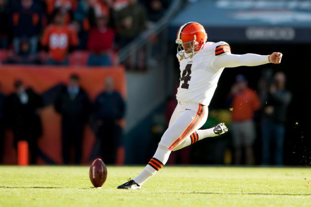 Signing Phil Dawson to a New Contract Should Be a Huge Browns Priority