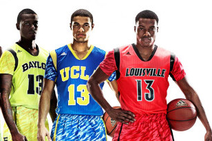 UCLA, Louisville, Baylor Bring Sleeves to College Basketball