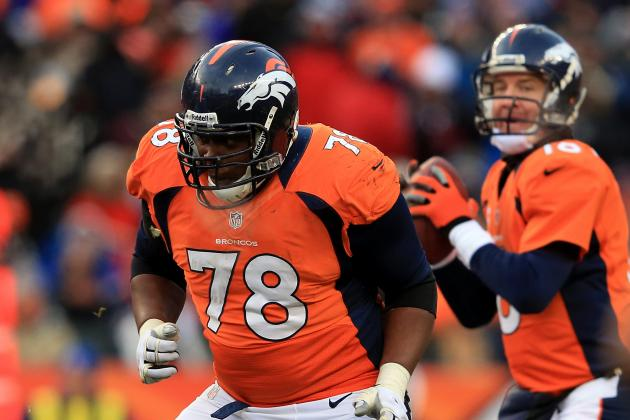 Source: Broncos Place Franchise Tag on Clady