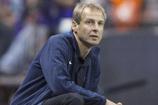 Jurgen Klinsmann on the Short MLS Offseason, U.S. Under-20s, Landon Donovan