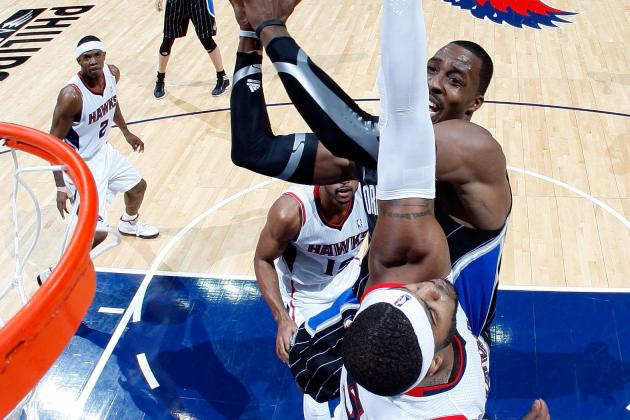 Dwight Howard Admits He's Talked with Josh Smith About Playing Together