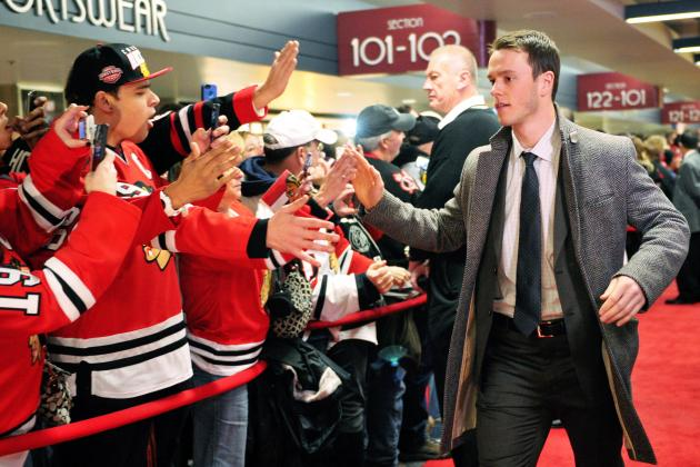 Which Teams Have What It Takes to End the Chicago Blackhawks' Point Streak?