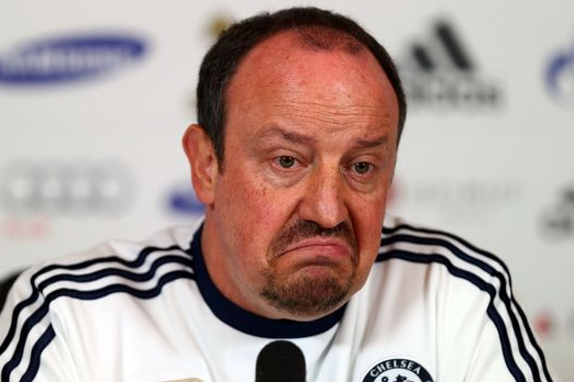 Benitez Has 'No Regrets' About Rant Against Fans, Board