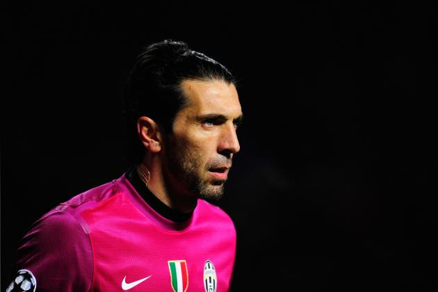 Why Gianluigi Buffon Was the Star of Napoli-Juventus