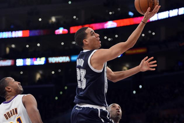 Can OKC Thunder Afford to Keep Kevin Martin at Durant, Westbrook's Side?
