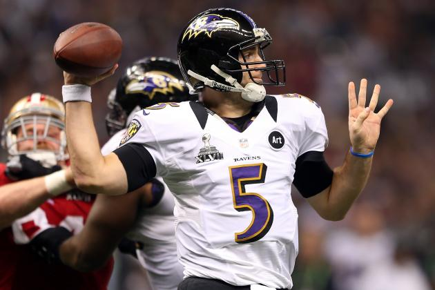 Report: Ravens Agree to Contract with Flacco