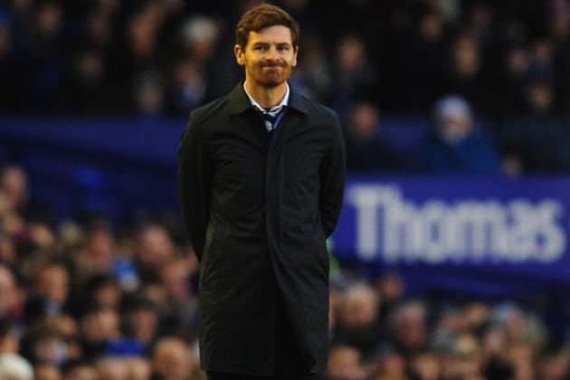 André Villas-Boas: Chelsea sacking made me a better Tottenham manager