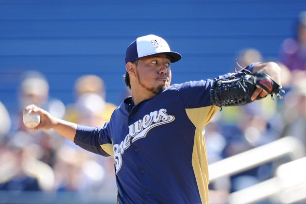Brewers Use a True Team Pitching Effort Against Rockies