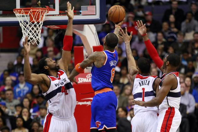 NBA Gamecast: Knicks vs. Wizards