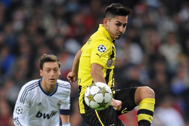 Why Ilkay Gundogan Is Key to Dortmund's Hopes Against Shakhtar Donetsk