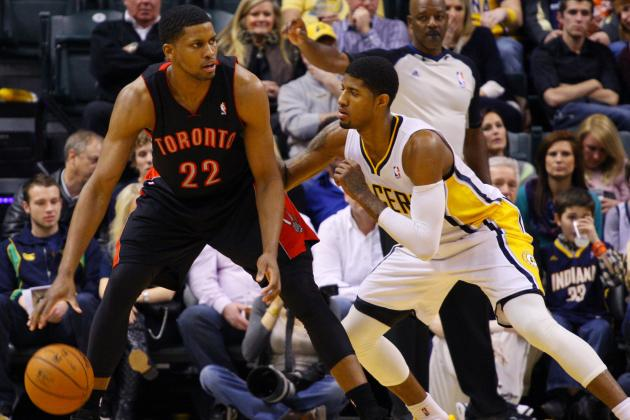 Pacers Beat Raptors 93-81