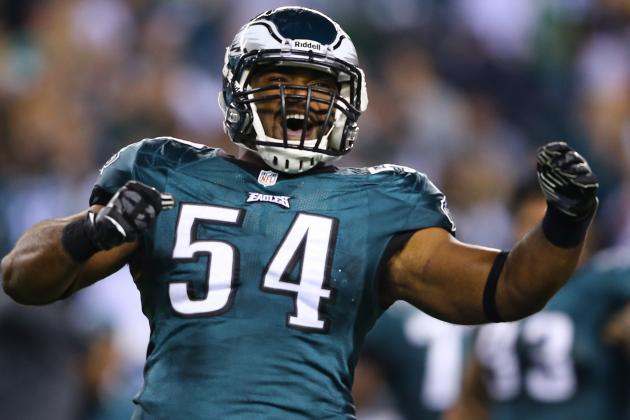 Philadelphia Eagles Brandon Graham Plans OLB Switch