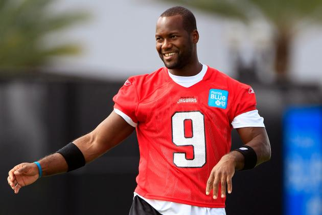 David Garrard Is Just One Piece of the New York Jets' Quarterback Puzzle
