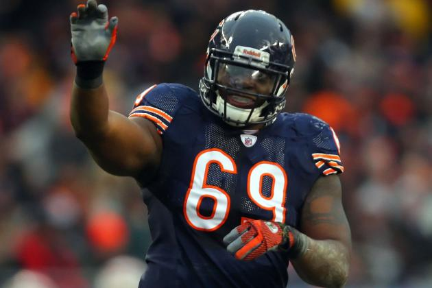 Report: Bears Place Franchise Tag on Melton