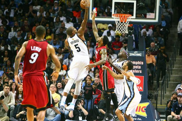 NBA Gamecast: Grizzlies vs. Heat