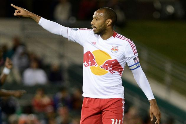 Thierry Henry 'I'm Not Here to Please Anyone'