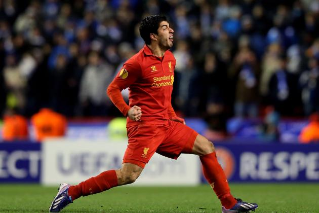 Suarez: I'm Extremely Happy