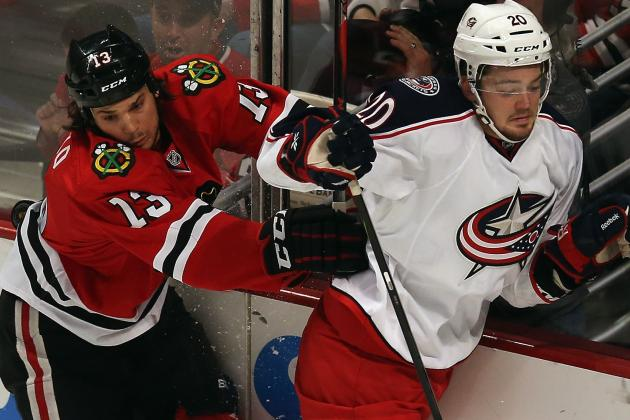 ESPN Gamecast: Blue Jackets vs. Blackhawks