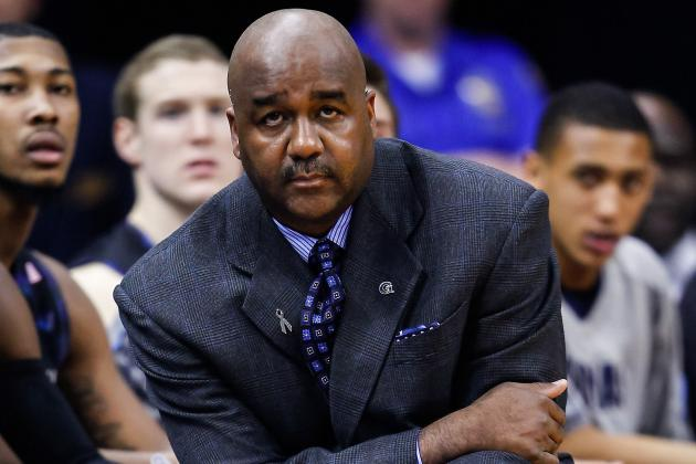 Georgetown Ready to Leave the Big East Next Season