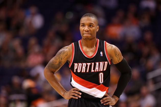 Lillard Named Rookie of the Month for February