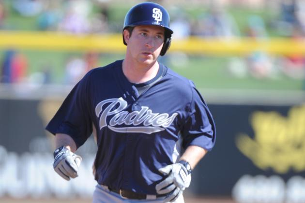 Padres' Jedd Gyorko Raising His Stock Early