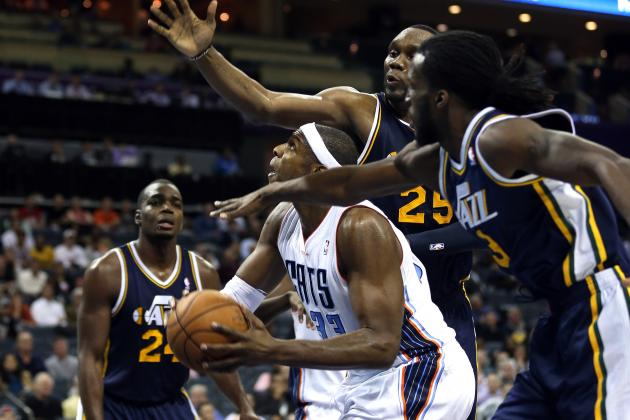 Jazz Beat Bobcats 98-68